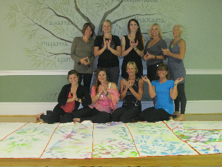 Yoga Teacher Training in Cartersville, Georgia