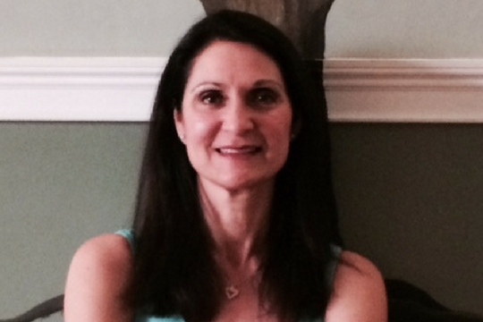 Angela McClain Etowah Valley Yoga Instructor