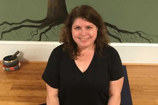 Sarah DeFoor Etowah Valley Yoga Instructor