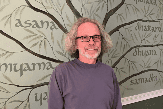 Mike Wilson Etowah Valley Yoga Instructor